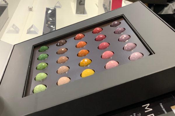 colored box